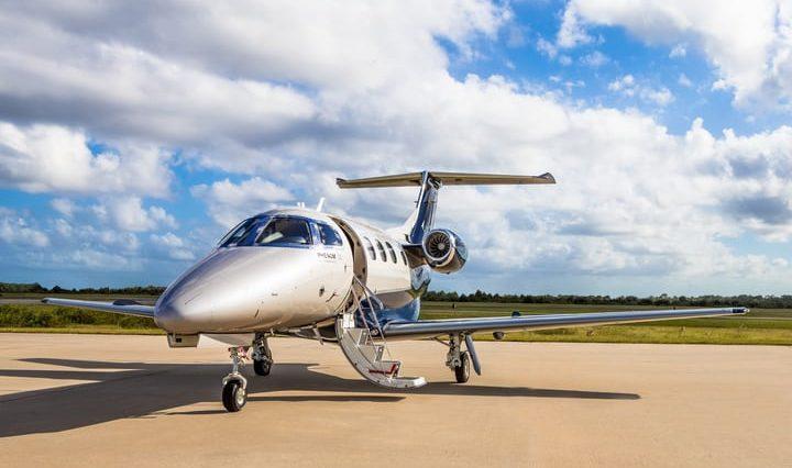 Combien coute un jet privé - phenom 100