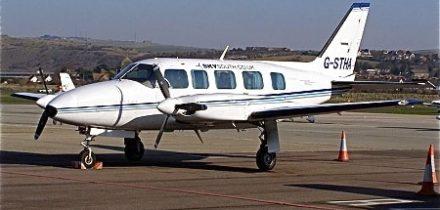Location jet privé PIPER PA 31 NAVAJO