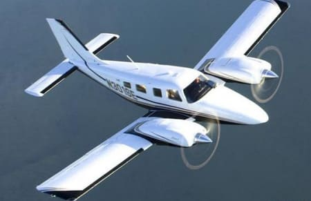 Location jet privé PIPER PA 34 SENECA
