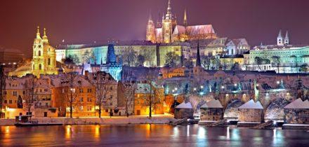 Location d'un jet privé à Prague Vaclav Havel