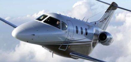 Location jet privé RAYTHEON PREMIER
