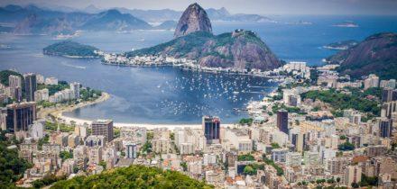 Location de Jet Privé à Rio de Janeiro