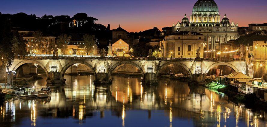 Location de Jet Privé à Rome