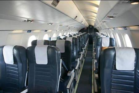 Location avion régional SAAB 340