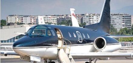 Location jet privé SABRELINER 65