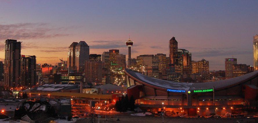 Location jet privé à Calgary