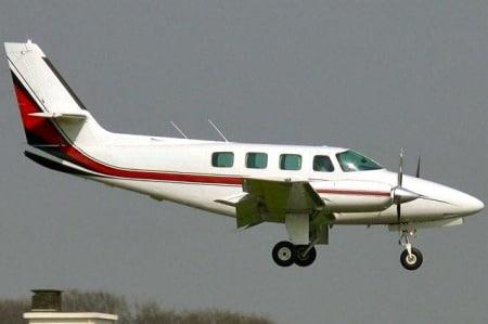 Location jet privé CESSNA 303 CRUSADER