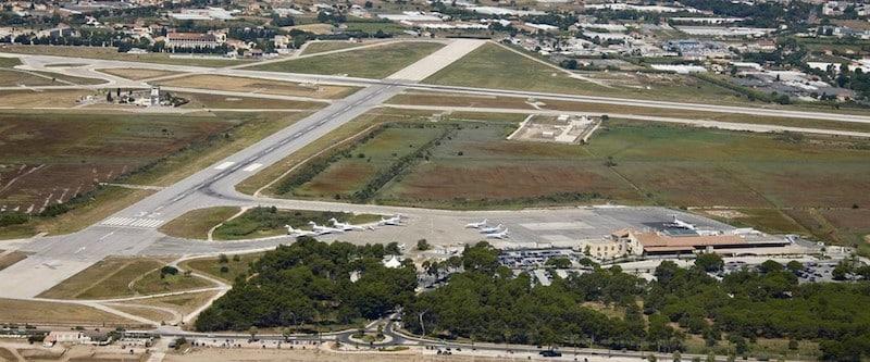 Location de jet privé et hélicoptère à Toulon Hyères