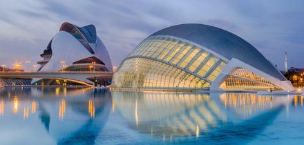 Location de Jet Privé à Valence Espagne