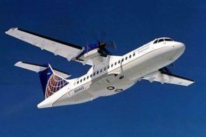 location avion cargo ATR 42