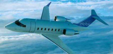 Location jet privé CHALLENGER 605