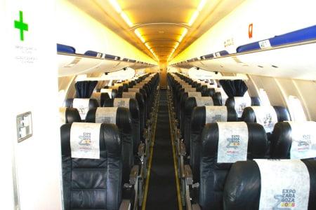 Location jet privé CRJ 900
