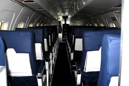 Location jet privé EMBRAER 120