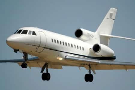 FALCON 900 Location jet privé
