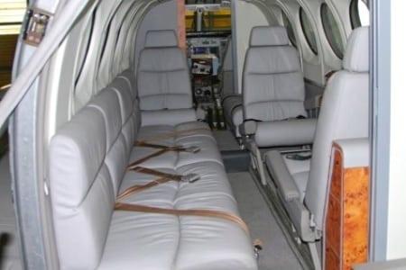 Location jet privé KING AIR 100