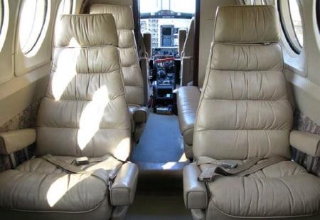 Location jet privé KING AIR 90 GT