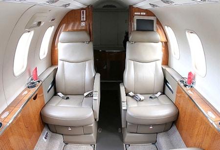Location jet privé LEARJET 40