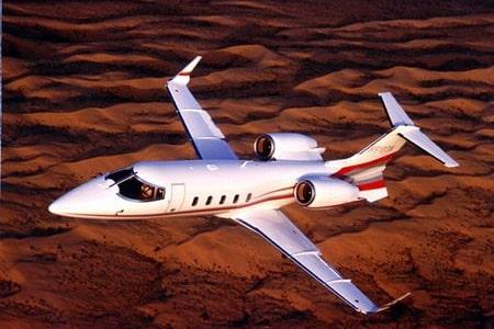 Location jet privé LEARJET 60