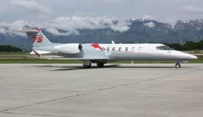 Location jet privé Learjet 75