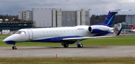 Location jet privé LEGACY 135