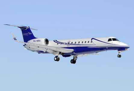 Location jet privé LEGACY 600