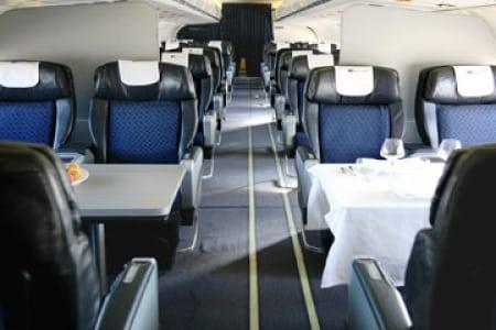 Location jet privé MD 83 VIP - V-VIP