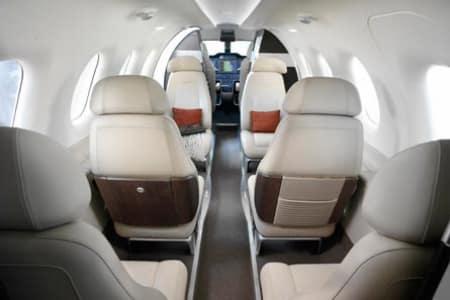 PHENOM 300 affrétez un jet privé