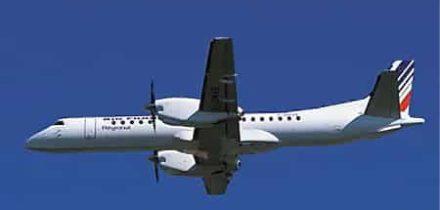 Location jet privé SAAB 2000