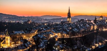 Location de jet privé à Berne