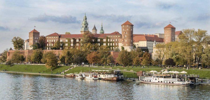 Location de jet privé à Cracovie Jean Paul II