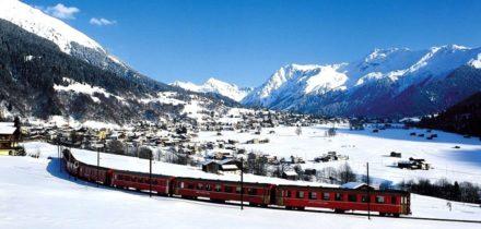 Location de jet privé à Klosters