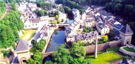 Location de jet privé à Luxembourg Findel