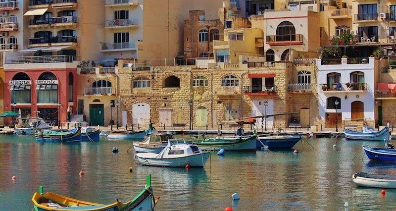 location de jet privé à Malte