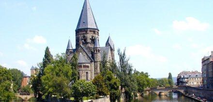 Location de jet privé à Metz Nancy Lorraine