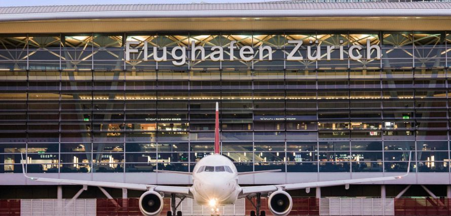 Location jet privé à Zurich