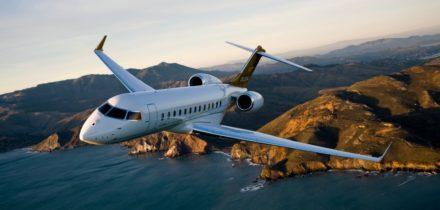 Location jet privé GLOBAL 6000