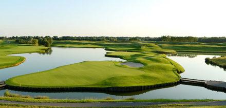 Location jet privé à Ryder Cup Golf National
