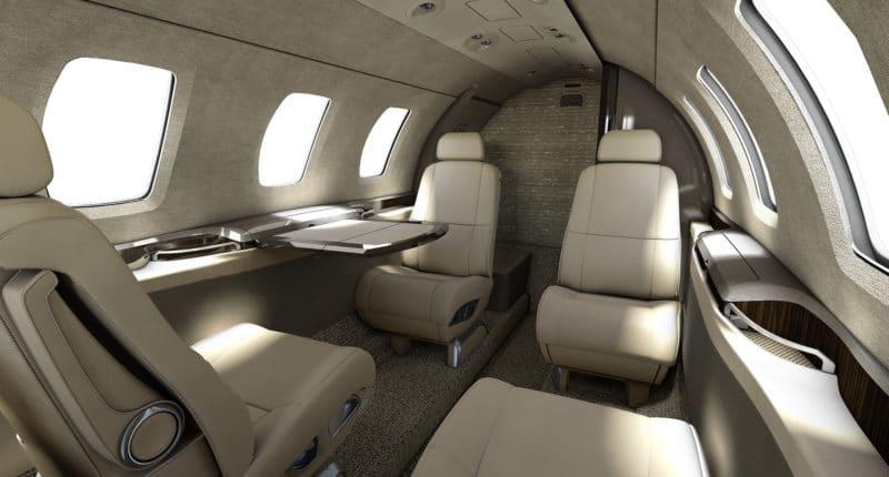 Location jet privé CITATION M2