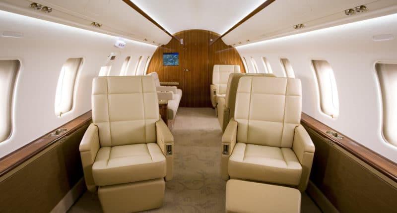CHALLENGER 605 : location jet privé