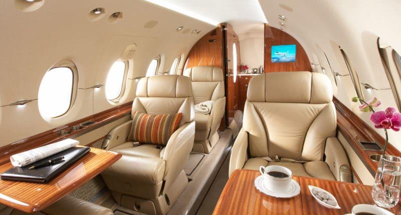 Location jet privé HAWKER 900 XP