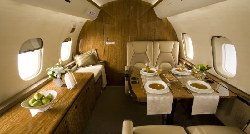 Location d'un jet privé Global 5000