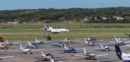 Location jet privé à Touquet Côte d'Opale