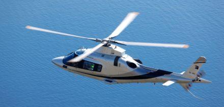 AGUSTA 109 Location Hélicoptère