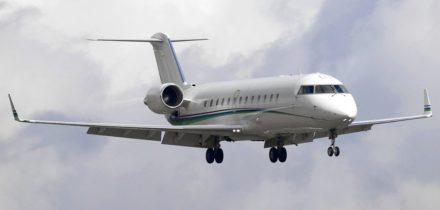Location jet privé CHALLENGER 850