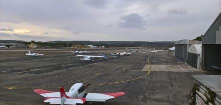Location de Jet Privé Aix en Provence Aix les Mille