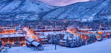 Location jet privé à Aspen