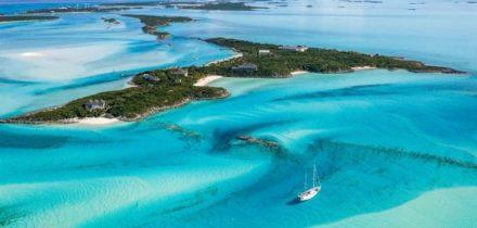 Location de jet privé à Les Bahamas