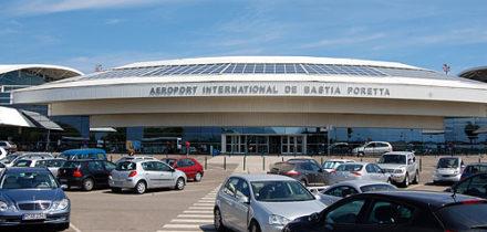 Location jet privé à Bastia Poretta