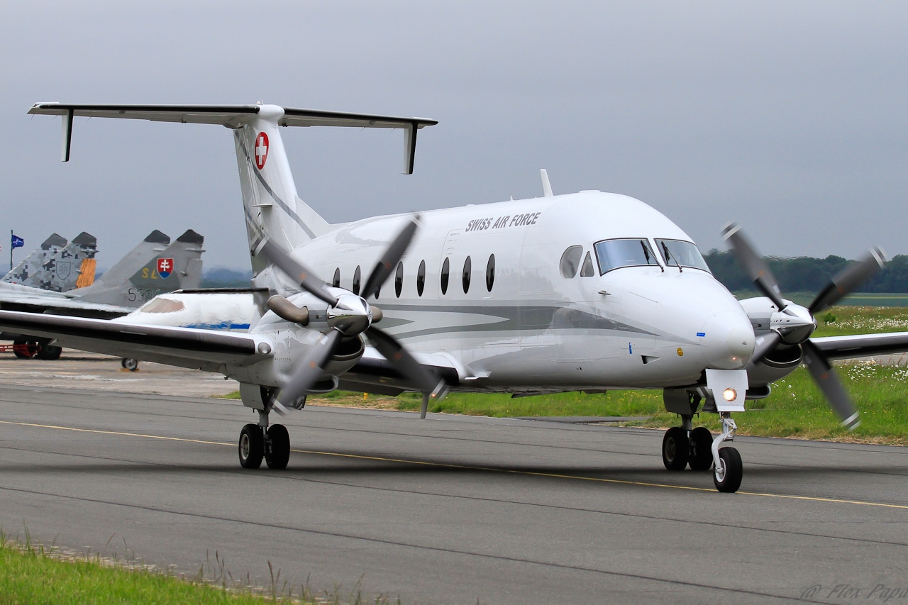 Beechcraft 1900 Swiss Air Force