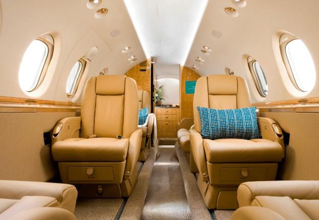 Location jet privé HAWKER 750